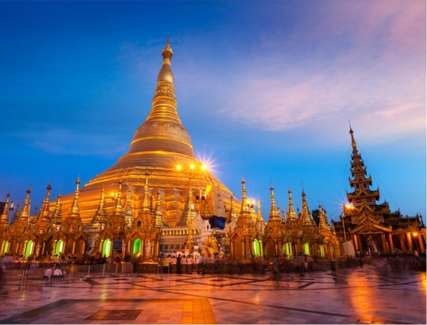 ท่องเที่ยวประเทศเพื่อนบ้าน พม่า