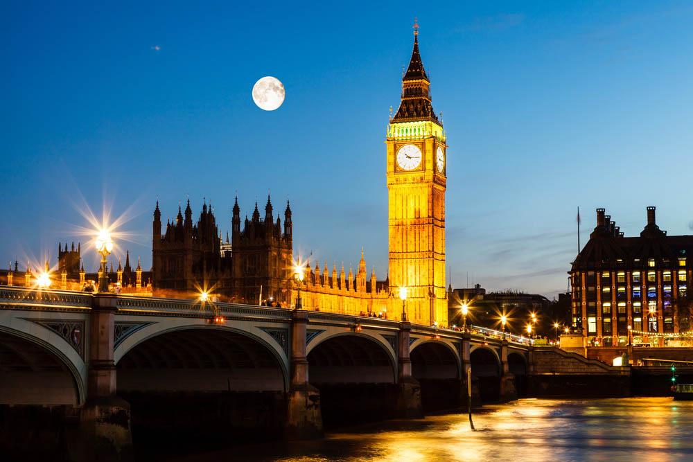 กรุงลอนดอน ประเทศอังกฤษ