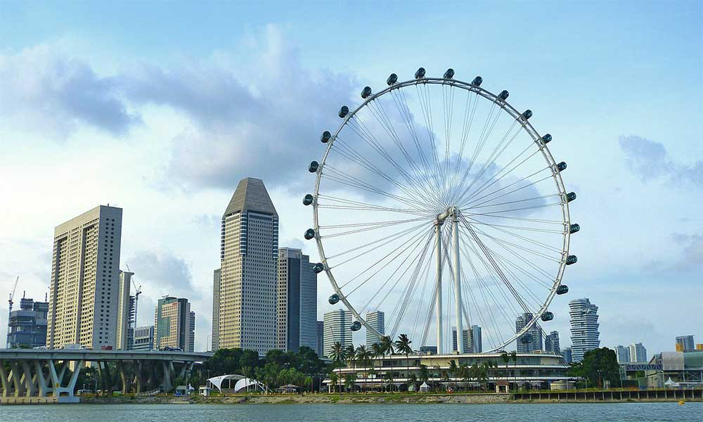 สถานที่เที่ยวใน สิงคโปร์