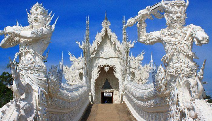 ท่องเที่ยวทั่วโลก หนาวนี้พาเที่ยวเชียงราย ไปไหว้พระ ชมดอย แล้วแวะทัวร์พิพิธภัณฑ์