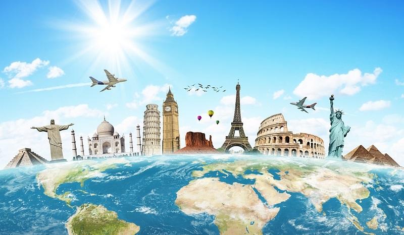 รวม 5 สถานที่เด็ดของคนชอบท่องเที่ยวทั่วโลก